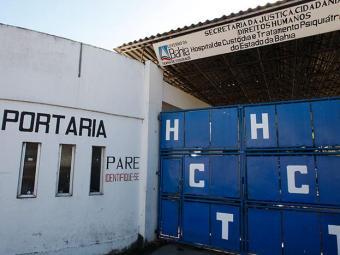 Incêndio atingiu a ala D do HCT e não deixou feridos - Foto: Margarida Neide | Ag. A TARDE