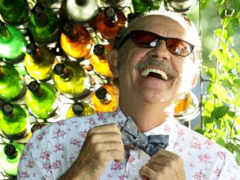 O ator em foto de 2008, quando participava da novela Negócio da China - Foto: Divulgação | TV Globo