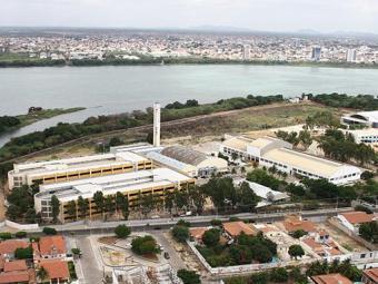 Vista aérea do campus da Univasf em Juazeiro (BA) - Foto: Ivan Cruz | Ag. A TARDE