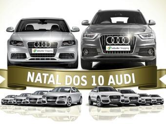 Serão sorteados 10 carros importados 0 km - Foto: Divulgação/Salvador Shopping