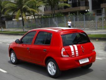 Novo Clio chega com preço inicial de R$ 23.290 - Foto: Divulgação/Renault