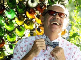 O ator está internado no Centro de Tratamento Intensivo e não há previsão de alta - Foto: TV Globo | Divulgação