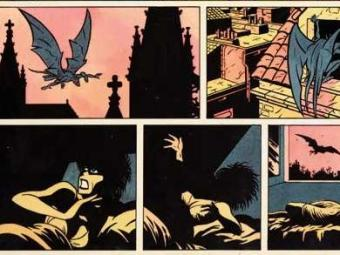 Max tem contribuído para a modernização da linguagem das histórias em quadrinhos - Foto: Reprodução