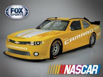 O Camaro tomou o posto que, até então, era do Impala - Foto: Divulgação/Fox Sports
