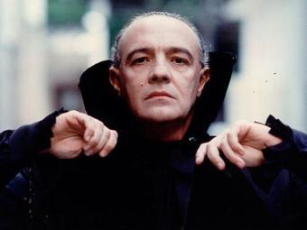 O vampiro Vlad foi um dos personagens inesquecíveis do ator - Foto: Divulgação | Rede Globo