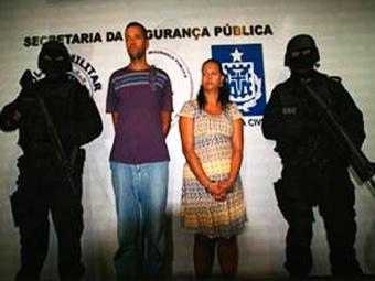 Casal é acusado de sequestrar criança no bairro da Pituba - Foto: Divulgação   Polícia Civil