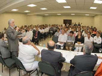 Reivindicação foi feita por eleitos pelo PT mas independe de coloração partidária - Foto: Manu Dias | Secom