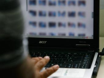 A polícia encontrou, no computador pessoal de Diogo, fotografias dos abusos sexuais - Foto: Arestides Baptista | Ag. A TARDE