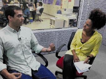 O fisioterapeuta Marcelino Lima é um dos convidados - Foto: Marcos Venâncio | Ag. A TARDE