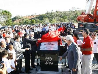 Montadora chinesa vai produzir cerca de 100 mil veículos por ano na Bahia - Foto: Margarida Neide | Ag. A TARDE