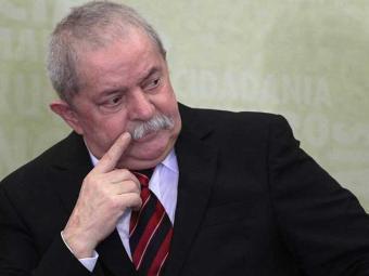 A assessoria do Instituto Lula, que representa o ex-presidente, não se manifestou sobre o caso - Foto: EFE