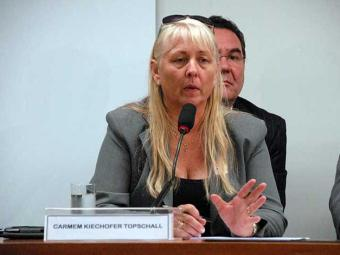 CPI planeja tomar o depoimento de Carmen Topschall - Foto: IVALDO CAVALCANTE/HOJE EM DIA/ESTADÃO CONTEÚDO
