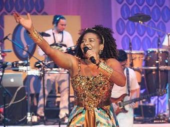 Margareth Menezes conduz nova temporada do AfroPop - Foto: Mila Cordeiro | Ag. A TARDE
