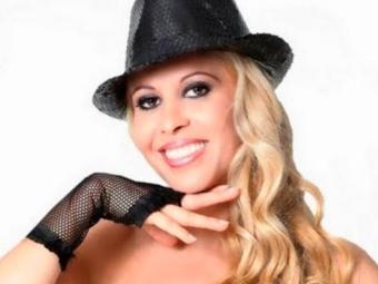 Joelma disse que não se sente à vontade para estrelar ensaio nu - Foto: Divulgação