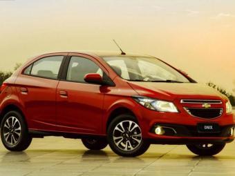 Chevrolet Onix venceu como Melhor Carro 2012 Imprensa Automotiva - Foto: Divulgação/Chevrolet