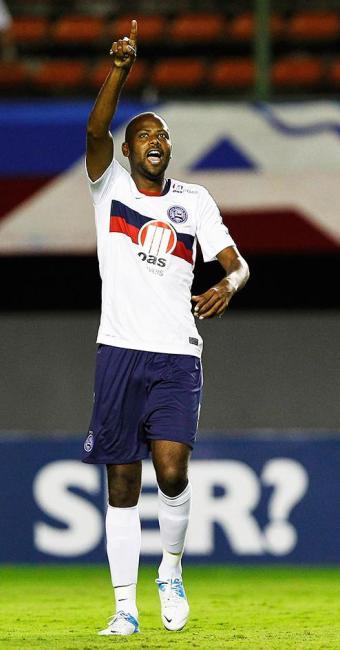 Fabinho deverá ser o provável substituto de Diones, suspenso - Foto: Eduardo Martins | Agência A TARDE
