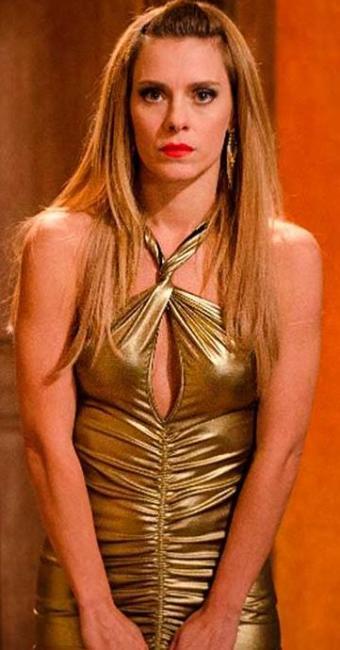 Em Salve Jorge, personagem de Carol Dieckman é iludida por rede de tráfico internacional - Foto: Divulgação