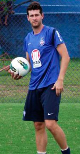 Zagueiro participa de trabalho físico, mostra evolução e pode voltar a campo contra a Ponte Preta - Foto: Esporte Clube Bahia   Divulgação