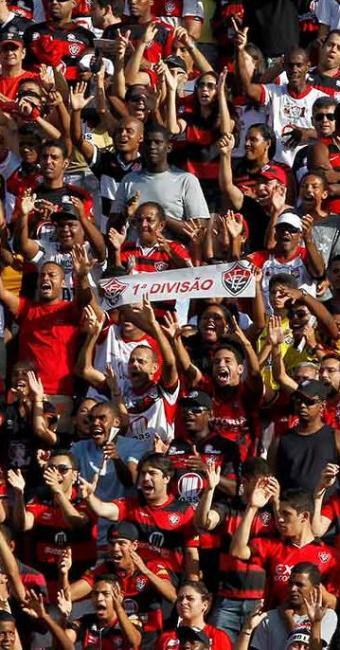 Hora da decisão: jogo contra o Ceará definirá futuro do Vitória no Campeonato Brasileiro - Foto: Eduardo Ramos | Agência A TARDE