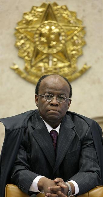 Barbosa será o primeiro negro a comandar a Suprema Corte - Foto: Carlos Humberto | STF