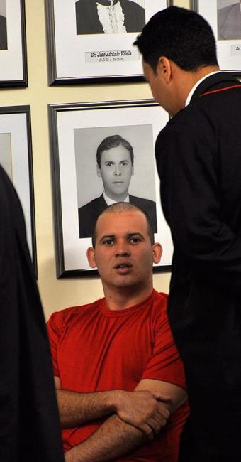 Réu disse que tentou convencer Bruno a não cometer o crime - Foto: Vagner Antônio | Divulgação