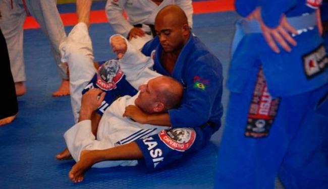 Apaixonado pelo jiu-jitsu, Rafael coleciona títulos em torneios de Submission e planeja lutar MMA - Foto: Arquivo pessoal