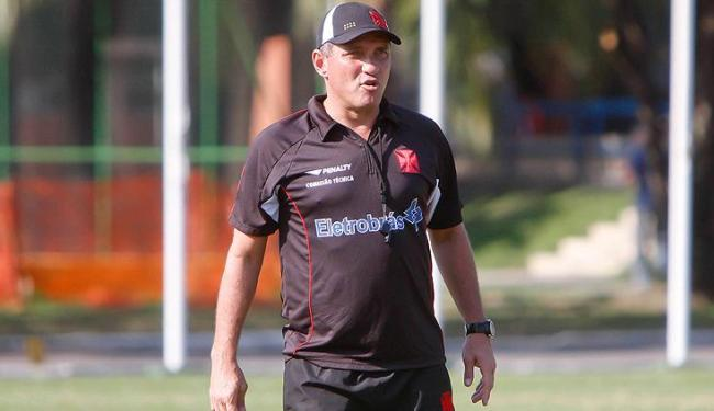 Treinador chega nesta segunda-feira, 5, em Salvador e já assume o comando do time contra o América-M - Foto: Ide Gomes / Futura Press