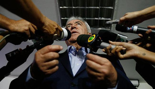 Vice-governador Otto Alencar defende divisão mais justa do que a União arrecada - Foto: Raul Spinassé   Ag. A TARDE