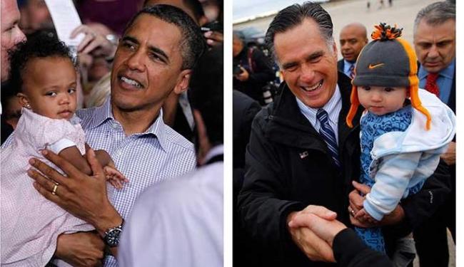 Romney teria 49% de apoio entre os eleitores que disseram que planejam ir às urnas - Foto: Jason Reed, Brian Snyder | Agência Reuters