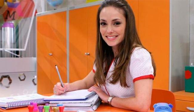 Professora Helena vai deixar a escola - Foto: Divulgação