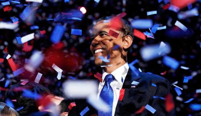 O presidente obteve um segundo mandato com 306 votos - Foto: EFE
