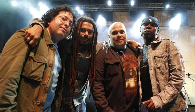 Grupo O Rappa, que junto com a Timbalada foi a atração mais pedida pelo público nas redes sociais - Foto: Ana Branco | Divulgação