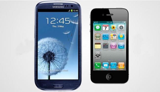 O Galaxy superou o iPhone, que dominou a venda de smartphones por 2 anos - Foto: Divulgação