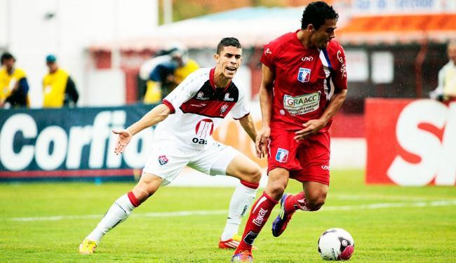 Com a derrota, Leão cai da segunda para a quarta posição e fica mais longe do título - Foto: Fábio Rubinato | ESTADÃO