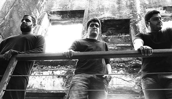 Thiago, Eric e Rafael: blues rock na chincha, cru e contemporâneo - Foto: Pedro Coelho | Divulgação