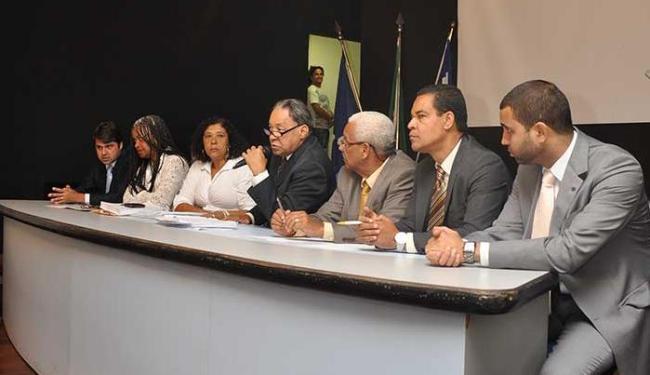 Comissão reprova as contas de 2009 de João Henrique - Foto: Rodrigo Soares / Ascom Câmara