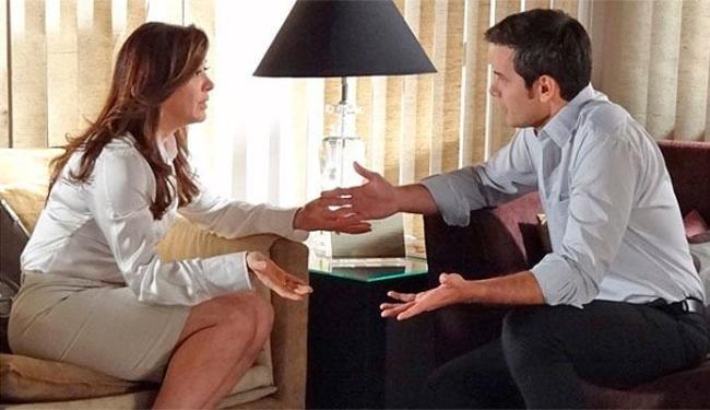Lívia termina namoro com Haroldo - Foto: Divulgação