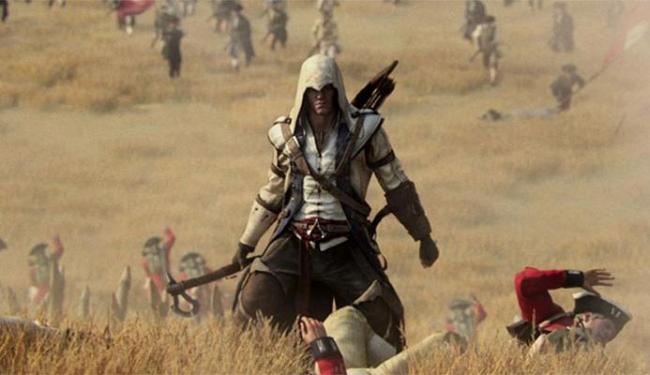 Assassin´s Creed III concorre a seis prêmios no VGAs 2012 - Foto: Divulgação