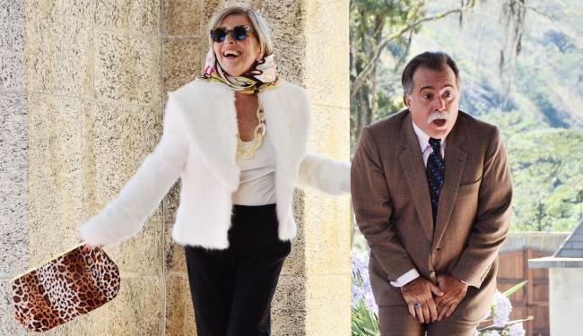 Charlô acredita que o primo é o culpado pela sabotagem na fábrica de Roberta - Foto: Divulgação | TV Globo