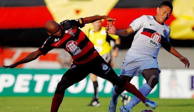 Primeiro Ba-Vi do Baianão 2013 será disputado no dia 31 de março, em local ainda a ser definido - Foto: Eduardo Martins   Agência A TARDE