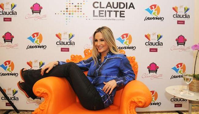 Claudia Leitte vai relembrar os anos 70 no Carnaval 2013 - Foto: Ângelo Pontes | Divulgação