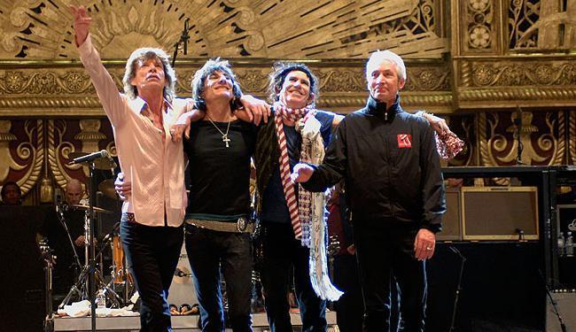 Rolling Stones vão celebrar 50º aniversário com álbum de sucessos - Foto: Universal Music Brasil / Divulgação