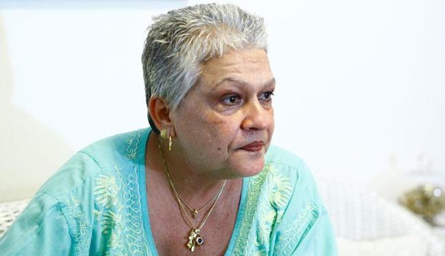 Regina lutava contra um câncer desde 2003 e morreu no último dia 27 de outubro - Foto: Fernando Vivas | Agência A TARDE