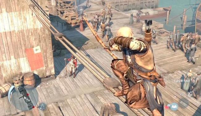 As lutas e batalhas navais são os pontos alto do jogo, que ainda conta com uma história envolvente - Foto: Divulgação