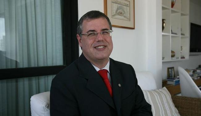Luiz Viana foi eleito com 44,13% dos votos - Foto: Haroldo Abrantes   Ag. A TARDE