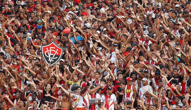 Com todos os ingressos vendidos, torcida vai empurrar o Leão na luta pela vaga na Série A - Foto: Eduardo Martins / Ag. A Tarde