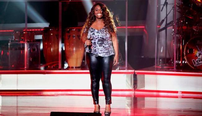 Ludmillah Anjos foi eleita a melhor pelo público com 43% dos votos - Foto: The Voice Brasil   TV Globo