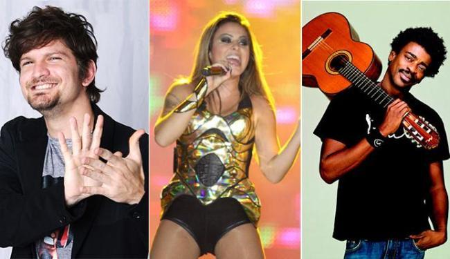 Banda Eva, Cheiro de Amor e Seu Jorge vão se apresentar em Salvador e no Litoral Norte - Foto: Divulgação