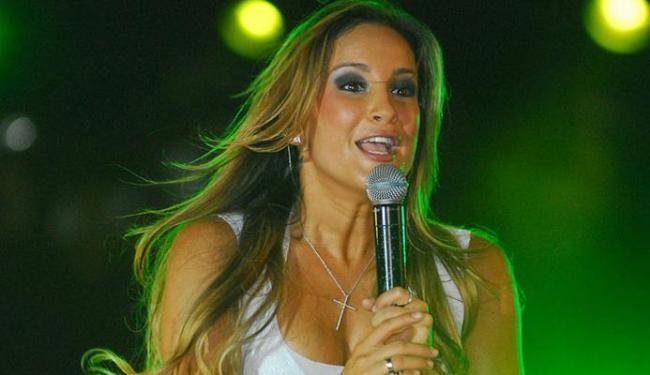 Claudia Leitte é uma das atrações confirmadas para a festa no Parque de Exposições - Foto: Divulgação