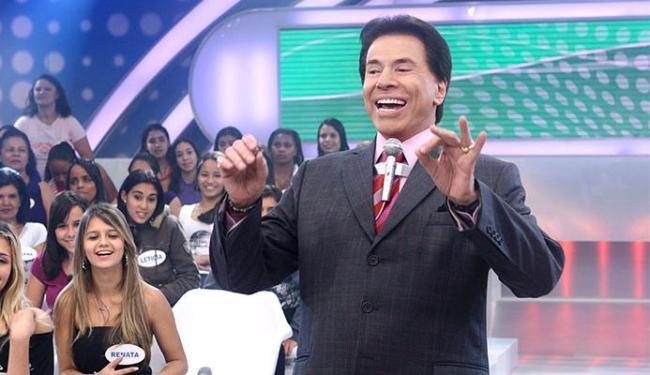 Apresentador e dono do SBT, Silvio Santos vai dançar o hit do momento em vinheta - Foto: Divulgação